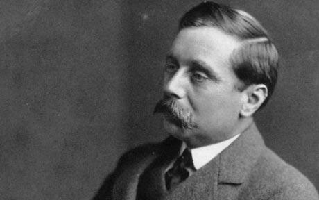 British writer H G Wells