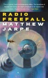 Picture: cover of Radio Freefall novel