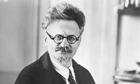 Photo: Trotsky