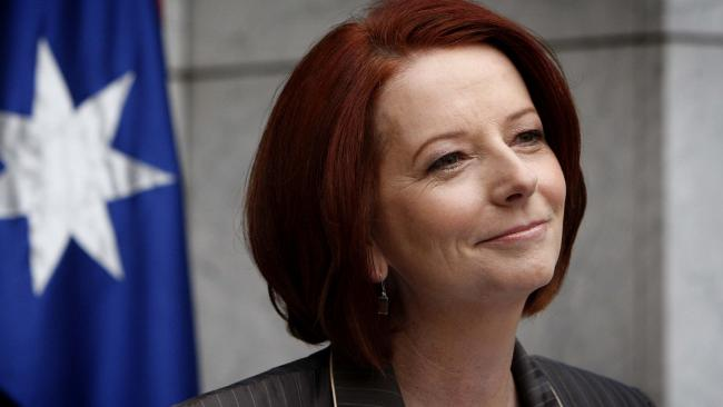 Picture: Julia Gillard