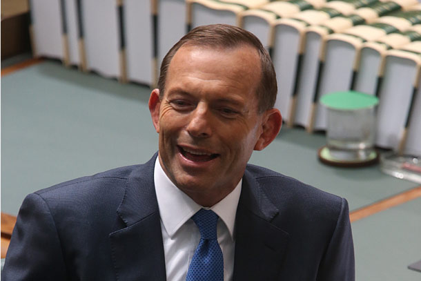 Picture: Tony Abbott